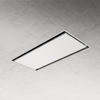 Elica Illusion30-WH Ceiling Extractor White Finish